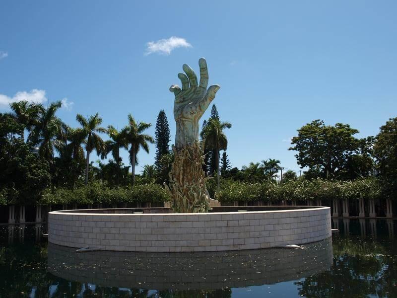 5 lugares históricos e monumentos em Miami: Holocaust Memorial
