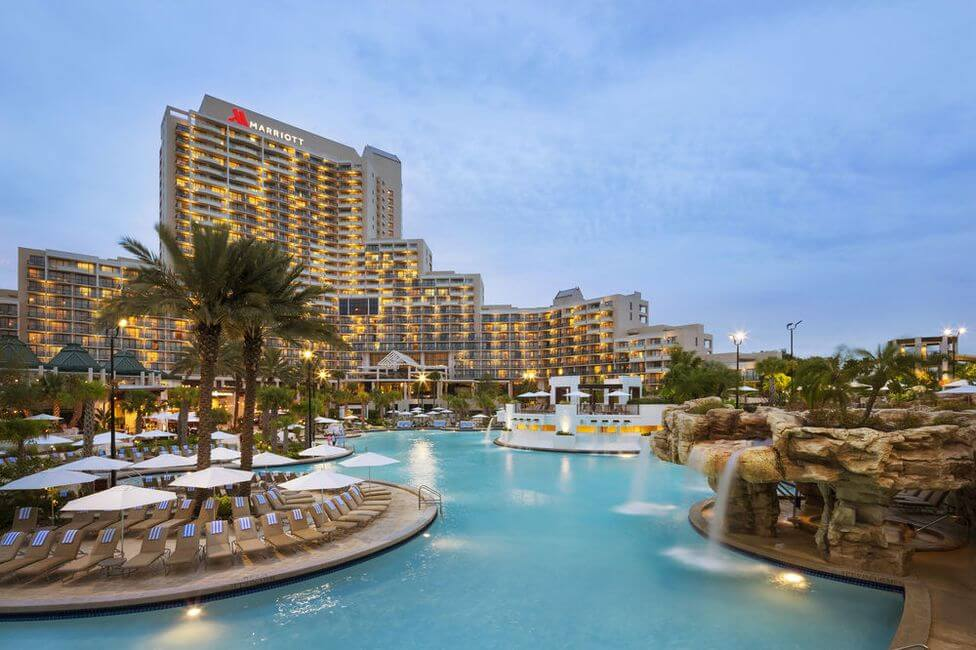 Planejar sua hospedagem em Orlando