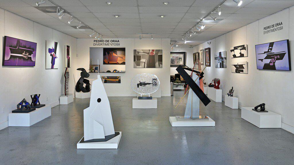4 espaços de arte latinos em Miami: Latin Art Core
