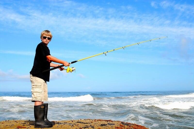7 esportes e atividades ao ar livre em Orlando: Pesca em Orlando