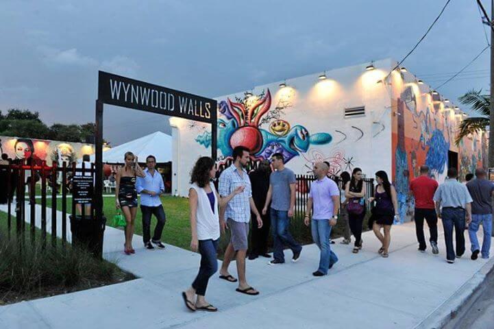 5 lugares para ver gente em Miami: Wynwood Arts District
