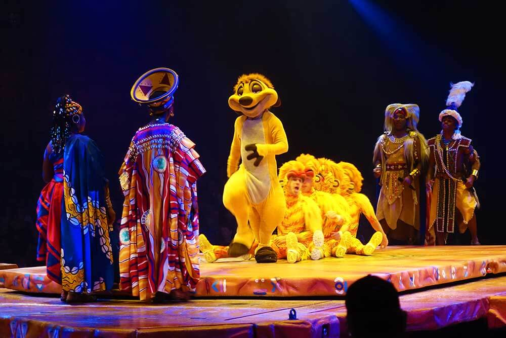 Novidades da Disney para 2019: Novo show no parque Epcot