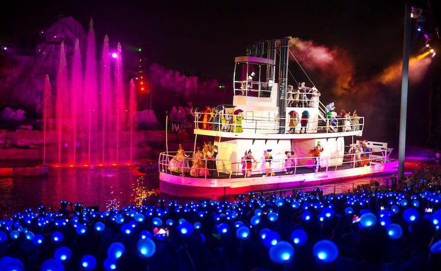 Melhores lugares para ver os shows da Disney em Orlando: Disney Hollywood Studios - Fantasmic! e Star Wars: A Galactic Spectacular