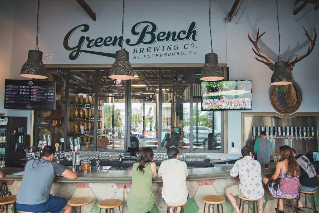 Green Bench Brewing Copany
