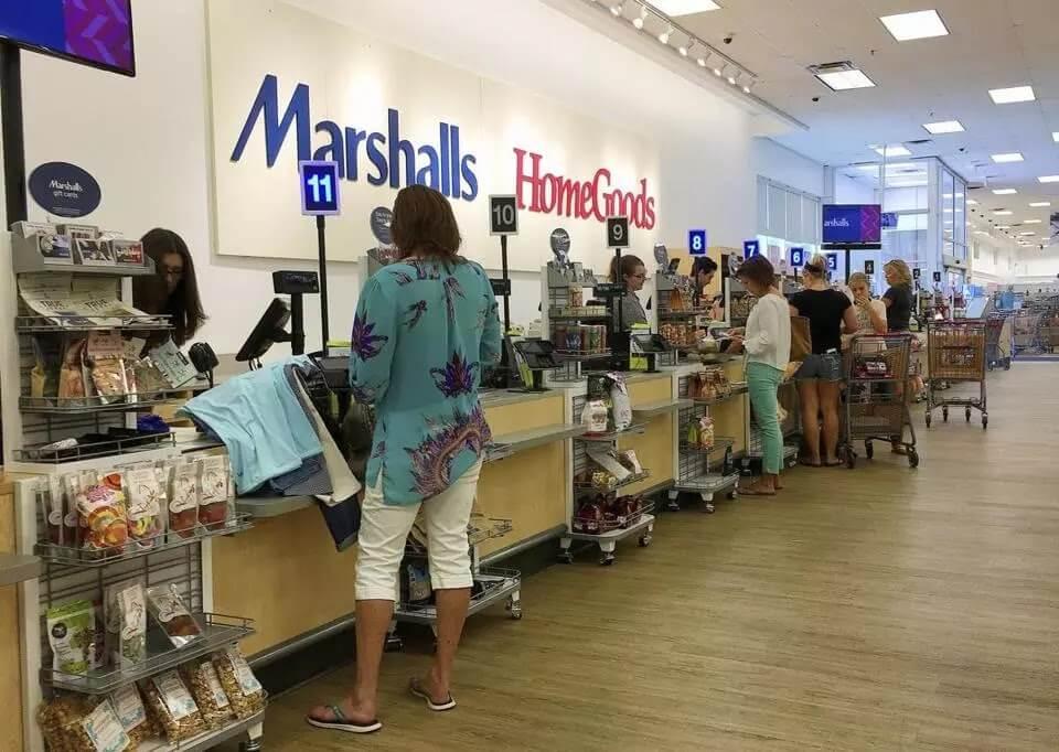 Marshalls na Flórida